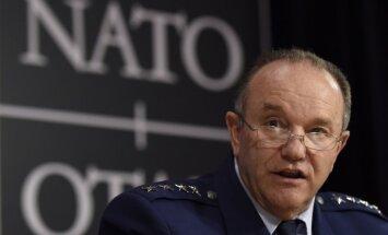 """НАТО: указ Путина об отводе войск от границы с Украиной """"пока только заявление"""""""