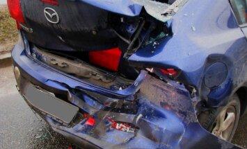 Proporcionāli visvairāk ceļu satiksmes negadījumus bez OCTA izraisa Latgalē