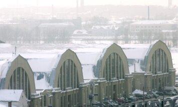 На Центральном рынке Риги может появиться стенд выращенных в Латвии органических овощей