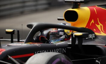 Rikjardo Kanādas 'Grand Prix' posmā tiks piemērots starta vietu sods