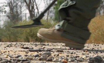 'Daesh' uzbrukumos nogalināti 73 Sīrijas karavīri un sabiedrotie