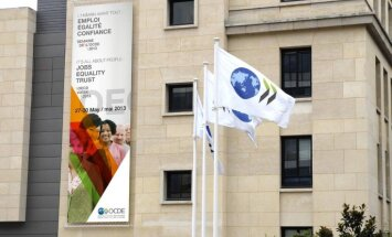 OECD eksperti jūlijā Rīgā tiksies ar FKTK un Kontroles dienesta pārstāvjiem