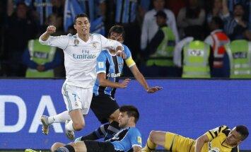 """ВИДЕО: Гол Роналду принес """"Реалу"""" победу в финале клубного чемпионата мира"""