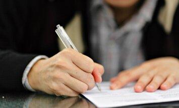 Pirmajā dienā pieteikumus studijām 12 augstskolās apstiprinājuši 1597 reflektanti