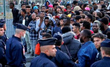 Большинство прибывших в ЕС мигрантов стремятся попасть в Германию