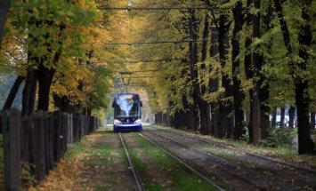 Новая трамвайная линия в Риге: депутаты не стали слушать жителей