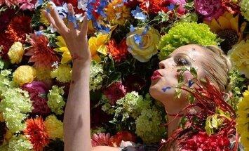 ФОТО. Мир цветов, в котором захочет побывать каждая женщина