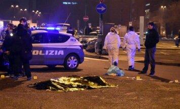 Par Berlīnes uzbrukuma sarīkošanu aizdomās turētais nošauts Milānā