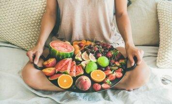 Ir jādomā par uzturvielām, nevis produktiem. Speciāliste par veselīgu uzturu bez gaļas