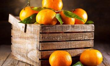 Aromātisko mandarīnu laiks: vai ar to ēšanu var pārspīlēt un kas tajos vērtīgs