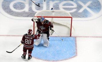 KHL spēle: Rīgas 'Dinamo' – Vladivostokas 'Admiral'. Teksta tiešraide