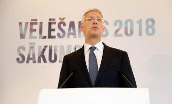 Apvienība 'Jaunā Vienotība' par premjera kandidātu vēlēšanās izvirza Kariņu