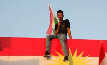 'Delfi' no Erbīlas: Irākas daļa, kur miers nav vienīgi cilvēku prātos