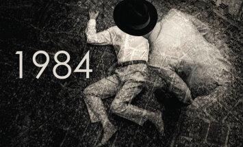 Decembrī Liepājas teātrī pirmizrādi piedzīvos '1984'