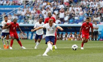 Англия в историческом матче сокрушила Панаму и вместе с Бельгией вышла в плей-офф