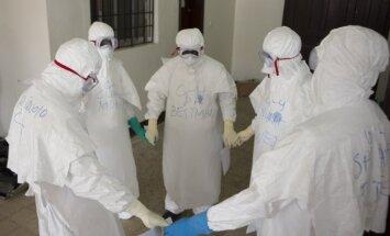 ASV Ebolas vīrusa karantīnas noteikumi izpelnās kritiku