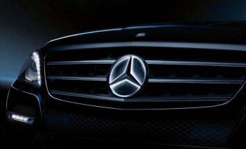 'Mercedes' tirgotāju 'Domenikss' iekļauj valsts lielākajos nodokļu parādniekos
