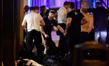 Nav ziņu, ka terorisma incidentos Londonas centrā būtu cietuši Latvijas iedzīvotāji