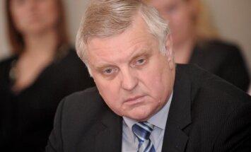Krīgers pārmet ministrijām nepatiesas informācijas sniegšanu Kučinskim