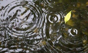 Sestdien visā Latvijā gaidāms lietus, saglabāsies vēss laiks