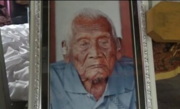 Video: Apglabāts 147 gadus vecs indonēzietis
