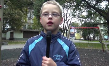 Video: Skolas solā jau no sešu gadu vecuma