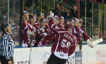 Video: Daugaviņš un Galviņš iekļūst KHL nedēļas 'golu' TOP 10
