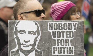 Slepens ziņojums: Krievijas hakeri centušies uzlauzt ASV vēlēšanu sistēmas
