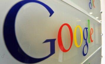 Krievijas regulators paziņo, ka 'Google' pārkāpusi konkurences likumus