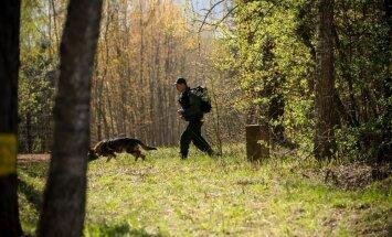 Robežsargi novērš meklēšanā esoša vīrieša mēģinājumu bēgt no valsts