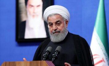 Роухани призвал Помпео не отдавать приказы Ирану