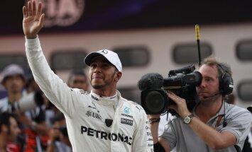 Hamiltons izcīna uzvaru Malaizijas posma kvalifikācijā
