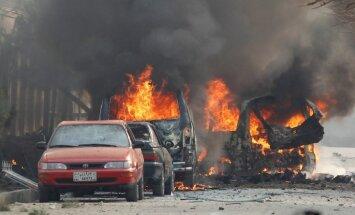 Kaujinieki uzbrūk 'Glābiet bērnus' birojam Džalālābādā