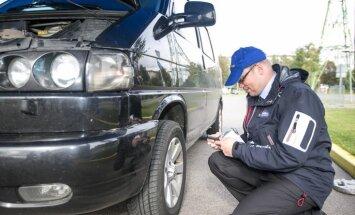 Autovadītāji Latvijā kļuvuši zinošāki tehniskā stāvokļa jautājumos