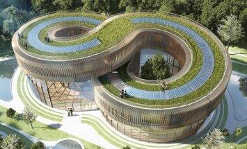 Foto: Kā izskatīsies pilsētas tuvā nākotnē