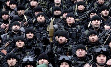 Čečenija noliedz seksuālo minoritāšu masveida aizturēšanu, jo tādu republikā neesot