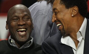 Džordans un Bekhems - bagātākie karjeras noslēgušie sportisti