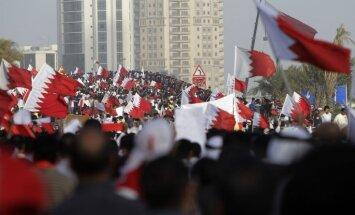 Bahreinā notiek aktīvi protesti pret gaidāmā F-1 posma norisi