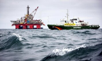 Norvēģu, dāņu un franču naftas milži pārtraukuši Arktikas lauku izpēti