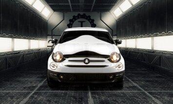 'Fiat' izlaidis īpašu 'Zvaigžņu karu' elektromobiļa versiju
