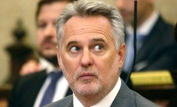 Austrija Spānijai neizdos Ukrainas oligarhu Firtašu