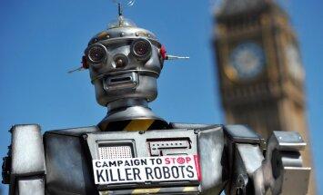 ANO runās par 'slepkavu robotu' izmantošanu