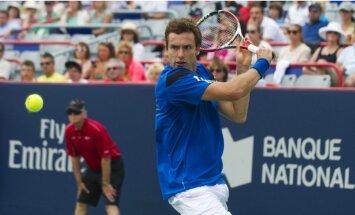 Gulbis jaunākajā ATP rangā saglabājis 33.vietu