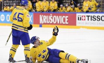 Pasaules hokeja čempionāts: 11.spēļu diena (teksta tiešraides arhīvs)