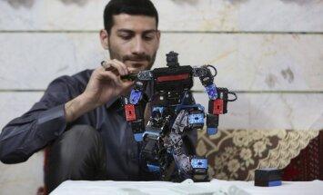 Izgudrots pirmais robots, kas palīdz lūgt Dievu