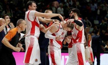 Timmas pārliecinošais sniegums ļauj 'Baskonia' gūt uzvaru pirmajā ACB finālspēlē
