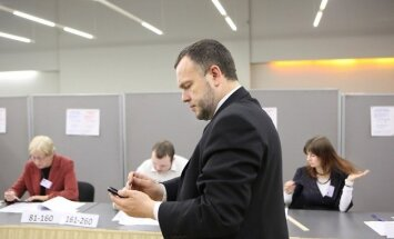 CVK: 30% vēlētāju politiskajos procesos piedalās tikai kritiskās situācijās