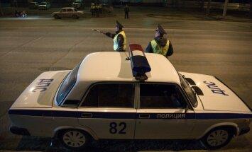 Krievijā uzbrukumā Astrahaņā nogalināti divi ceļu satiksmes policisti