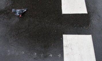 Uz Rīgas apvedceļa pie Salaspils atjaunota ierastā satiksmes organizācija
