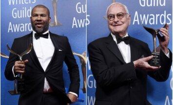 ASV Scenāristu ģildes ceremonijā laurus plūc 'Get Out' un 'Call Me by Your Name'